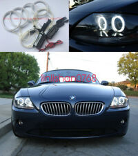 4pcs Excellent CCFL Angel Eyes kit Halo Rings For BMW Z4 E85 E86 2002 - 2008