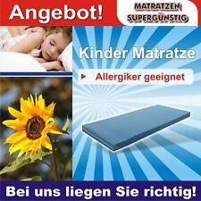 Süße Träume für die Kleinsten Kinder-Kaltschaummatratze 140x200cm ohne Zonen