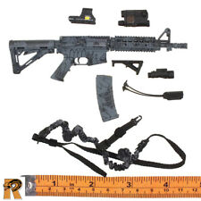 Armed Maid - AR15 Assault Rifle Set - 1/6 Scale - MC Toys Action Figures