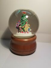 "McDonald's ~ Snow Globe by Group ll ~  Center rotates as ""Jingle Bells"" plays"