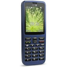 DORO 5516 3G CLASSIC MOBILE PHONE 2.0MP CAMERA Sim Free - Blue - (Unlocked)