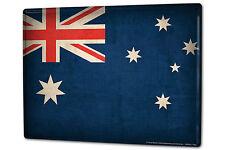 Tin Sign XXL Adventurer Australia flag