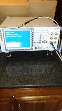 Rohde Amp Schwarz Cmw 500 12010002k50 Lte Wideband Radio Communication Tester Ramps