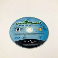 LittleBigPlanet 2 Sony PlayStation 3 PS3 Video Game Disc Only