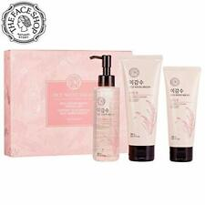 New listing The Face Rice Water Bright Set - Cleanser 150ml + Light Cleansing Oil 150ml +.