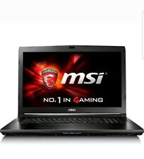 "MSI GL72 7RD-028 17.3"" Full HD Gaming Notebook Computer i-7"