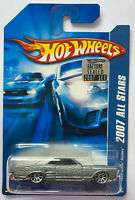 2007 Hotwheels 1964 64 Buick Riviera American Muscle! Very Rare! Mint!
