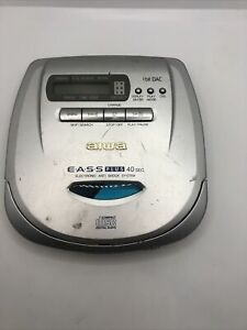 AIWA XP-V70 EASS Plus Personal Compact Portable CD Player Anti-Shock Tested