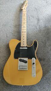 Fender Player Series Telecaster MN Guitar - Butterscotch Blonde