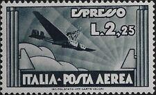 1932 Italia Regno Posta Aerea Espresso aereo 2,25 MH ling