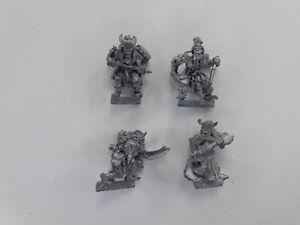 Citadel Games Workshop Warhammer Hobgoblin 4 Metal Figures