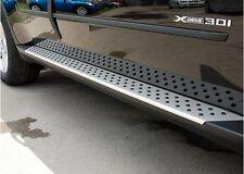 For BMW X3 F25 2011 2012 2013 2014 2015 2016 17 running board side step nerf bar