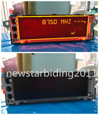Screen Support USB AUX Display Red Monitor 12 pin for peugeot  307 207 308 408