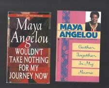 Maya Angelou Gather Together In My Name - Wouldn't take Nothing for Journey 2PB