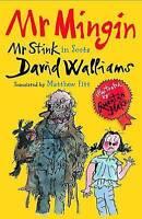 Mr Mingin: Mr Stink in Scots, David Walliams, New condition, Book