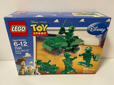 LEGO Toy Story 7595 Army Men on Patrol NEW