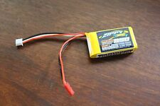 Zippy Compact 850Mah 7.4V 2S 25C-35C LiPo Battery JST BLADE 200QX  NEW
