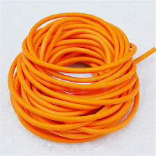 1/3/5/10M Natural Elastic Latex 1745 Rubber Band Tube for Hunting Catapult