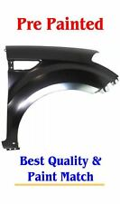 New PRE PAINTED Passenger RH Fender for 2010-2011 Kia Soul models With Molding