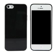 TPU Candy Colour Soft Skin Back Case Cover Protector For Apple iPhone 5S 5 3G 4G