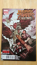 Marvel Zombies Destroy # 3 (of 5) August 2012 - VF+