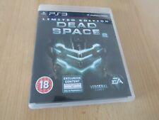 Dead Space 2 -- Limited Edition  Sony PlayStation 3, ps3 mint condition