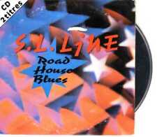 S.L. Line - Road House Blues - CDS - 1993 - Eurohouse 2TR Card The Doors cover
