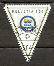 Switzerland - 2004 FIFA centenary / Soccer -  Mi. 1864 VFU
