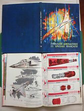 1967 LIVRE USIAS INDUSTRIE AERONAUTIQUE ESPACE LENGELLE MIRAGE GAZELLE JAGUAR