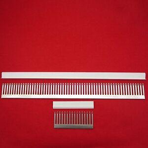 5.0mm 16 60 Decker Combs Transfer Comb Deckercombs Knitting Machine Pfaff Passap