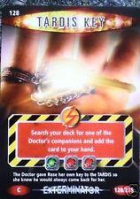 DR. WHO BATTLES IN TIME NO. 128 TARDIS KEY