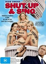 Dixie Chicks: Shut Up And Sing (DVD)   Region 4 - New and Sealed