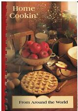 *BELLFLOWER MEDICAL CENTER *CA 1991 COOK BOOK *HOME COOKIN FROM AROUND THE WORLD