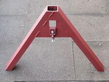 Schlepperdreieck Gerätedreieck Kat 1-2-3 Anschweißdreieck Schlepper Geräte