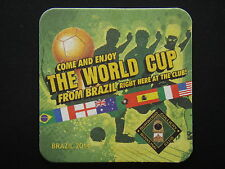 BURWOOD COLLIERY BOWLING CLUB COME AND ENJOY THE WORLD CUP FROM BRAZIL COASTER