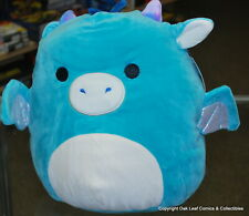 """Tatiana The Blue Dragon 12"""" 12 Inch Squishmallow New With Tags! CUTE"""