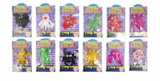 6 Sticky Creatures - 5cm-6cm - Pinata Toy Loot/Party Bag Fillers Wedding/Kids