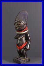 STATUETTE IBEJI AFRICAN TRIBAL ART AFRICAIN ARTE AFRICANA AFRIKANISCHE KUNST **