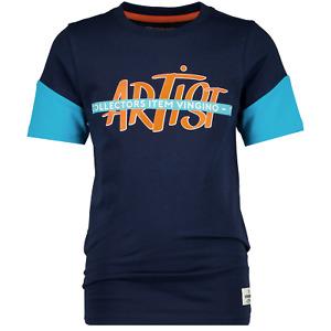 Vingino Boys T-Shirt Hamuu dark blue NEU F/S 2021 Gr.164 / 14 Y