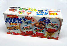 3er Pack - Spielzeug 2010 - Frankreich - OVP - Kinder Surprise - Ü Ei