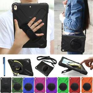 """Shockproof Rotate Stand Case Cover For iPad 2 3 4 Pro 9.7"""" Air 10.5"""" 5th 6th Gen"""