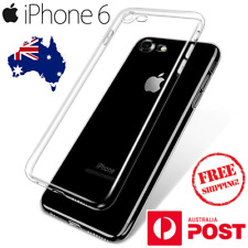 iPhone 6 Transparent Ultra Thin Soft Clear TPU Tough Silicon Gel Cover Case