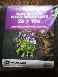 WEED CONTROL, MEMBRANE, GROUND CONTROL,