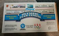 Mopar 1992 Olympic Express HO Scale with Box