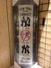 New York Yankees Framed Heritage Banner- New!