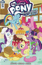My Little Pony Friendship is Magic #74 1:10 Souvanny Variant IDW 2013