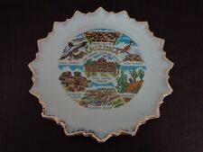 """Vintage Arizona """"Grand Canyon State"""" Collector Plate (Cat.#2B018)"""