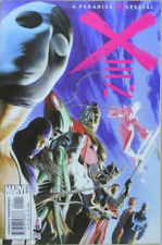 "PARADISE X Special  ""XEN'' 1-Shot 2002 Marvel ALEX ROSS COVER A 1ST PRINT"