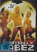 DVD - Football Babez - Con Sensibilità Palla - Nuovo/Originale