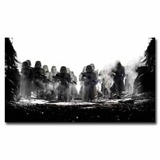Star Wars The Last Jedi Snowtroopers 12x21inch Movie Silk Poster Art Print Hot